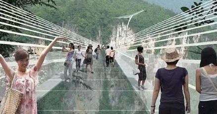菏泽粮库7人掩埋-据说在桥中心还将建有全球最高的一个蹦极台......太刺激了简直! 据悉...图片 29066 438x231