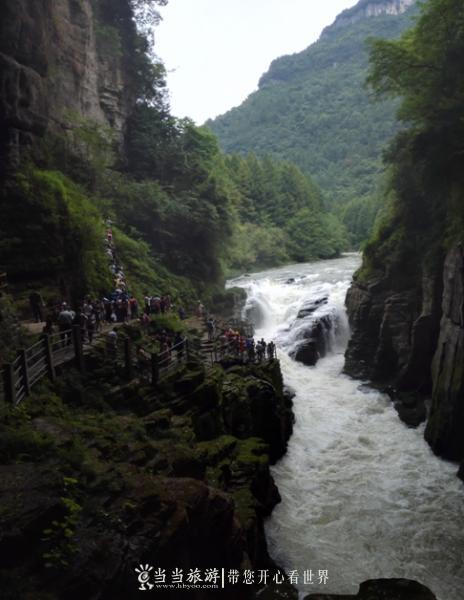 腾龙洞洞内风景-仙居恩施 感受25 夏日清爽高清图片