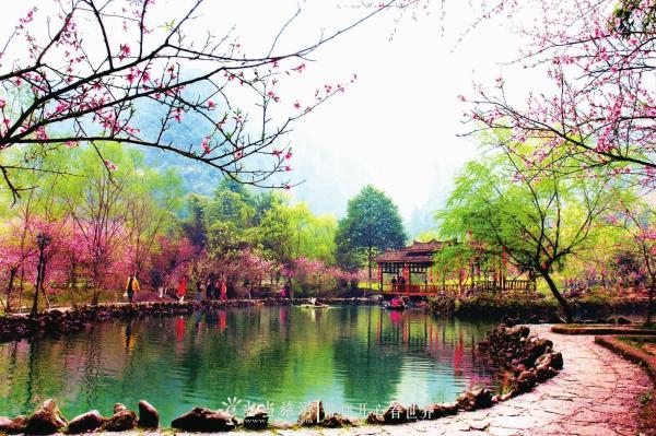 酉阳桃花源风景区-长江丝路 鄂渝三峡 深度7日游
