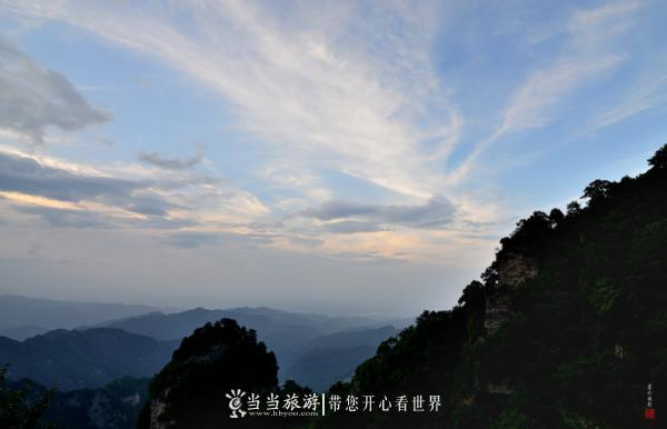 十堰武当山