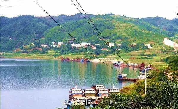 郧阳岛—韩家洲旅游线