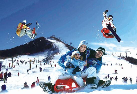 【活动】这个圣诞咱们一起去滑雪、泡温泉吧