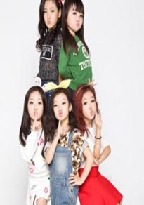 河南美少女组合mini girls爆红