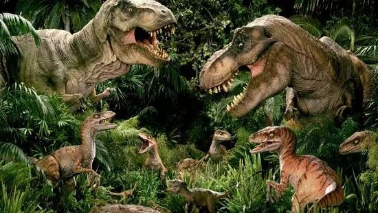 相信看过该电影的很多小盆友家里都有那么三两只小恐龙造型的玩具!