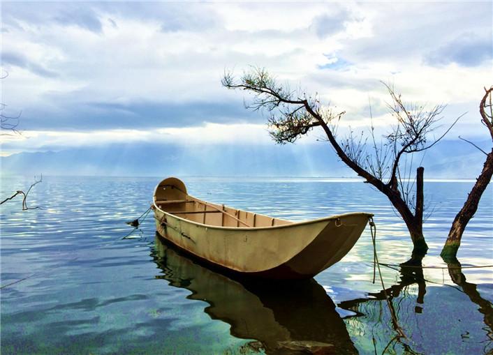 漫步洱海,让心宁静一夏