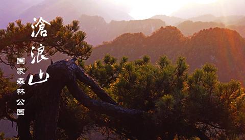 湖北沧浪山国家森林公园