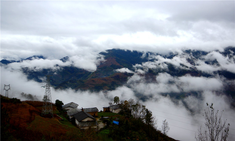 竹溪县曾家寨旅游区