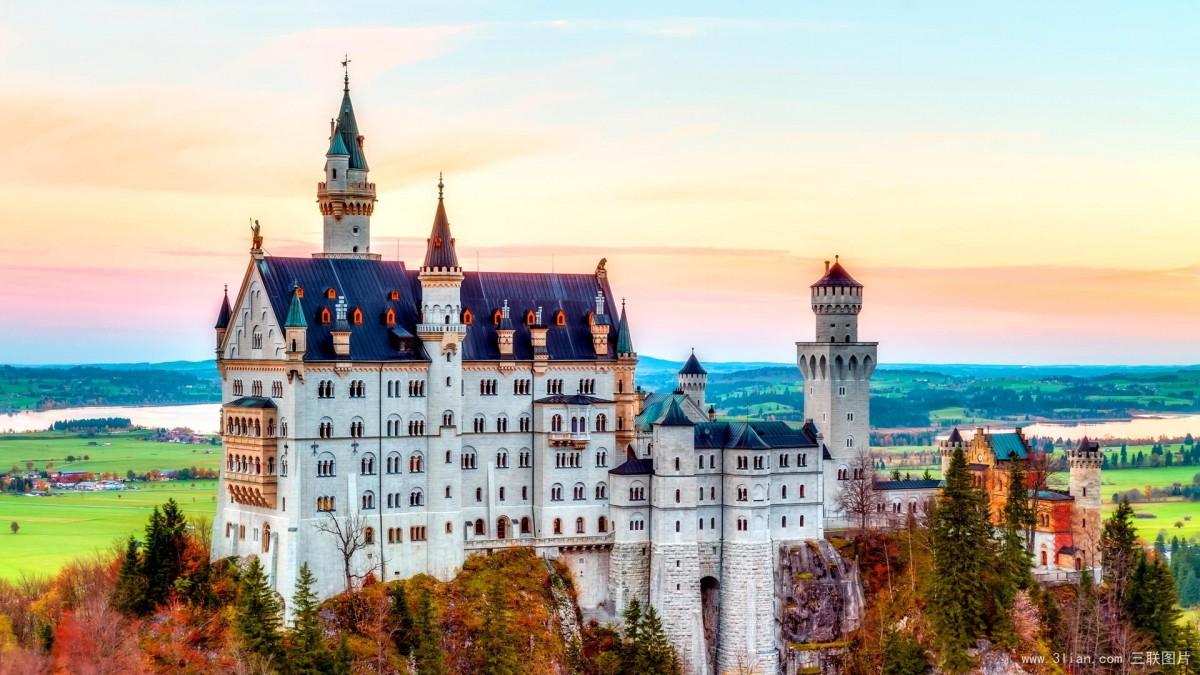 欧洲包机5.11:海德堡&童话城堡&比萨斜塔&列支敦士登&塞纳河水上餐厅 西欧精华 8国15日