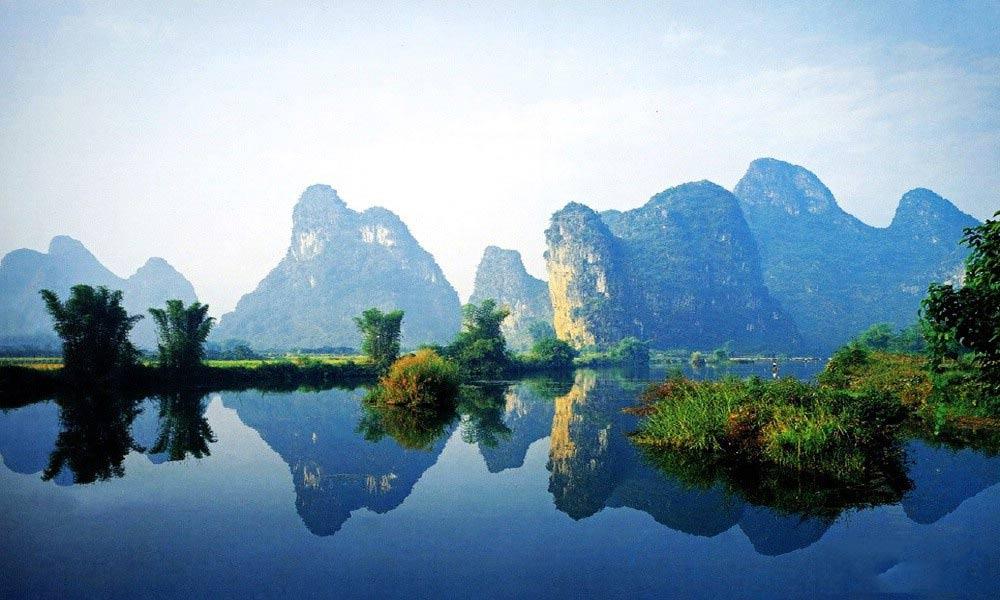 桂林双飞5日游