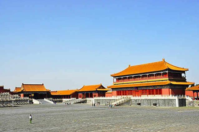 【资讯】雄踞世界著名皇宫之林的故宫 你知道有多大吗