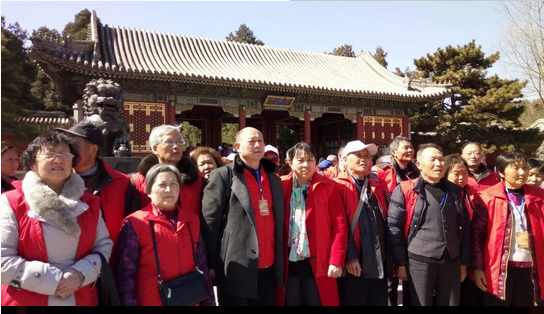 【夕阳红】我送爸妈看北京·逛天津 《乐惠版》双飞六天