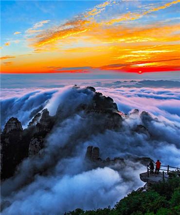 国家旅游局新公布的20个5A级旅游景区,美轮美奂