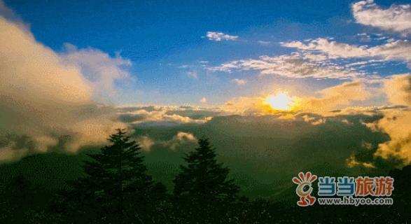 【资讯】雾探神农架 烟云缭绕的神秘世界