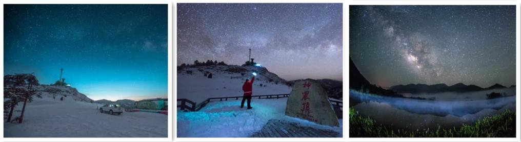 神农架:华中屋脊的璀璨银河