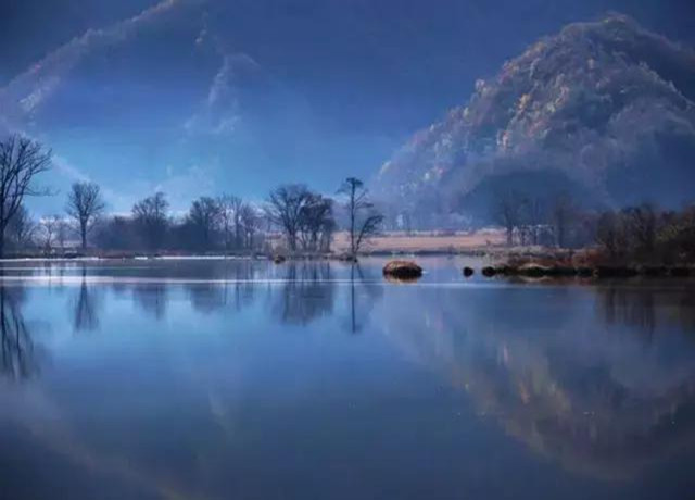 """暖风和煦,湖北的""""呼伦贝尔""""大九湖进入最美季节"""