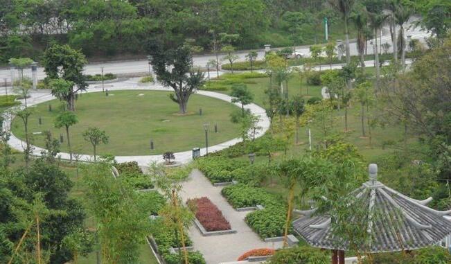 今年竹山核心大城区将建设两大公园