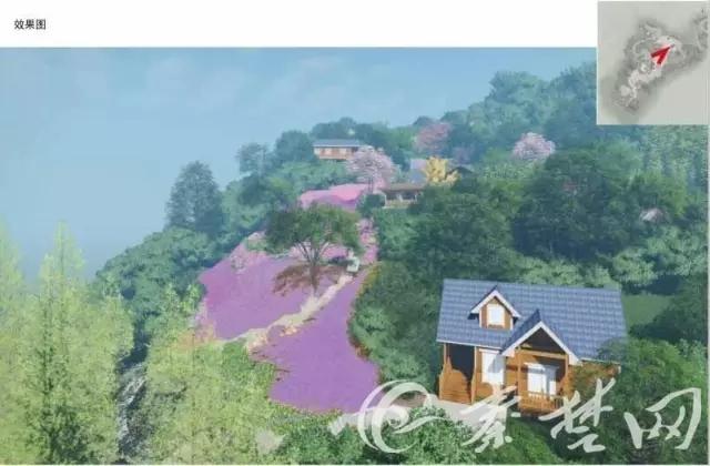 【资讯】梦幻花海、木屋别墅…十堰又将增一爆美景点