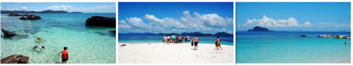 泰国人文风光小片随拍海边太美了