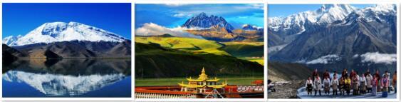 镜头下中国最美丽雪山,你去过吗?