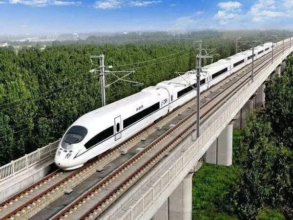 """【资讯】""""一条高铁带动一座城"""",郧西即将有高铁站啦!"""
