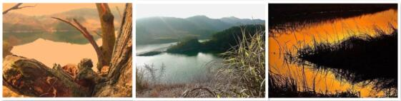 竹溪县龙湖湿地公园 醉美照片来袭