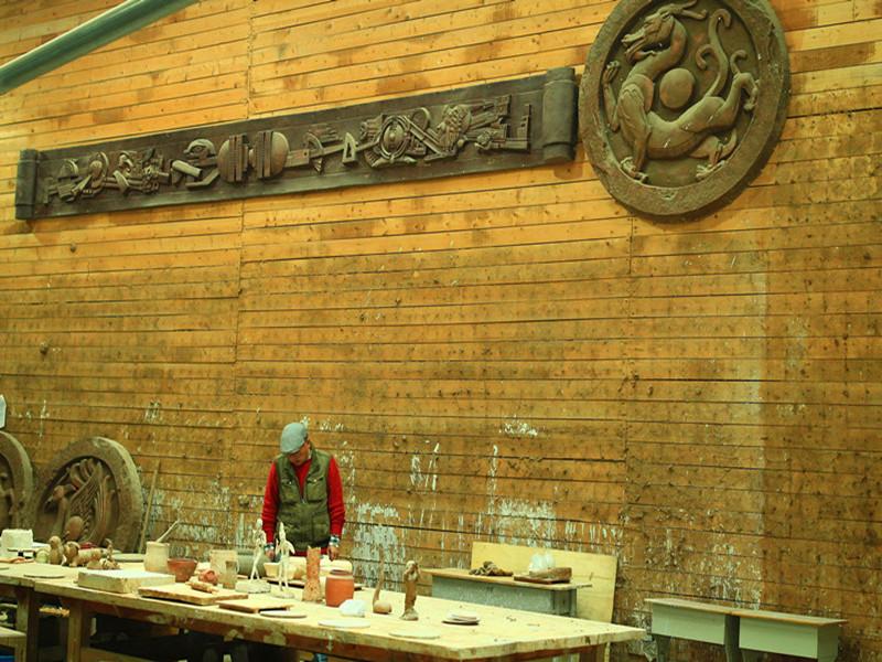 湖北工业职院艺术楼:独具设计感的艺术气息