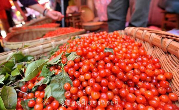 【资讯】吃货们有福啦!汉江樱桃预计本月底成熟