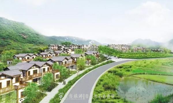 竹溪建设百里绿廊风景如画