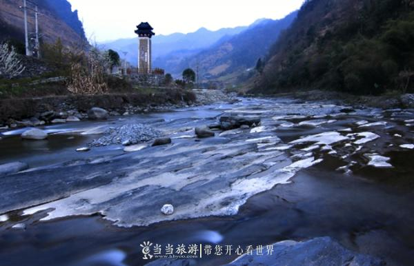 【资讯】探奇观、尝美食 泉溪镇石板河之旅本周四开幕
