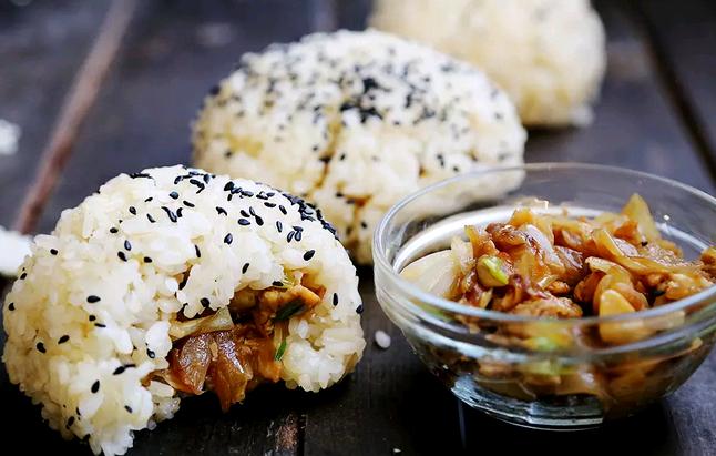 米饭这样做,我能一个月不吃菜!