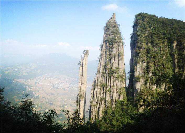 世界地质奇观,最美恩施大峡谷