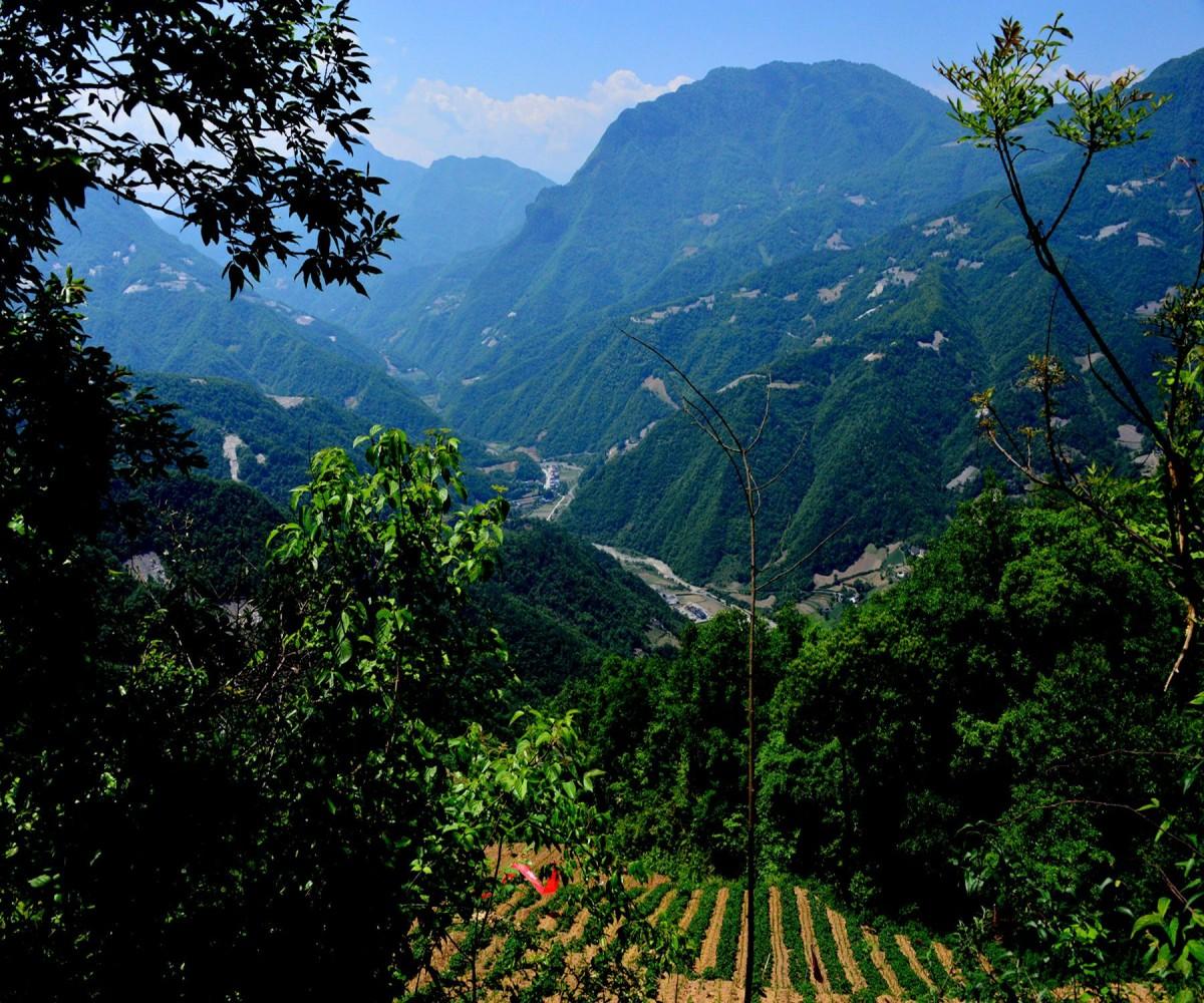 九道:房县西南深山大壑处的神秘乡镇