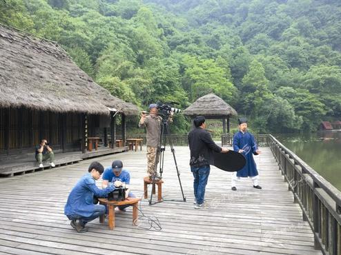 【资讯】骄傲!多部影视作品在武当山扎堆拍摄啦