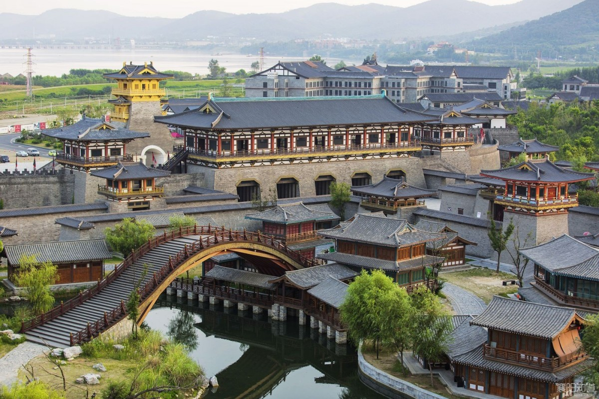 中国唐城影视城、习家池一日游