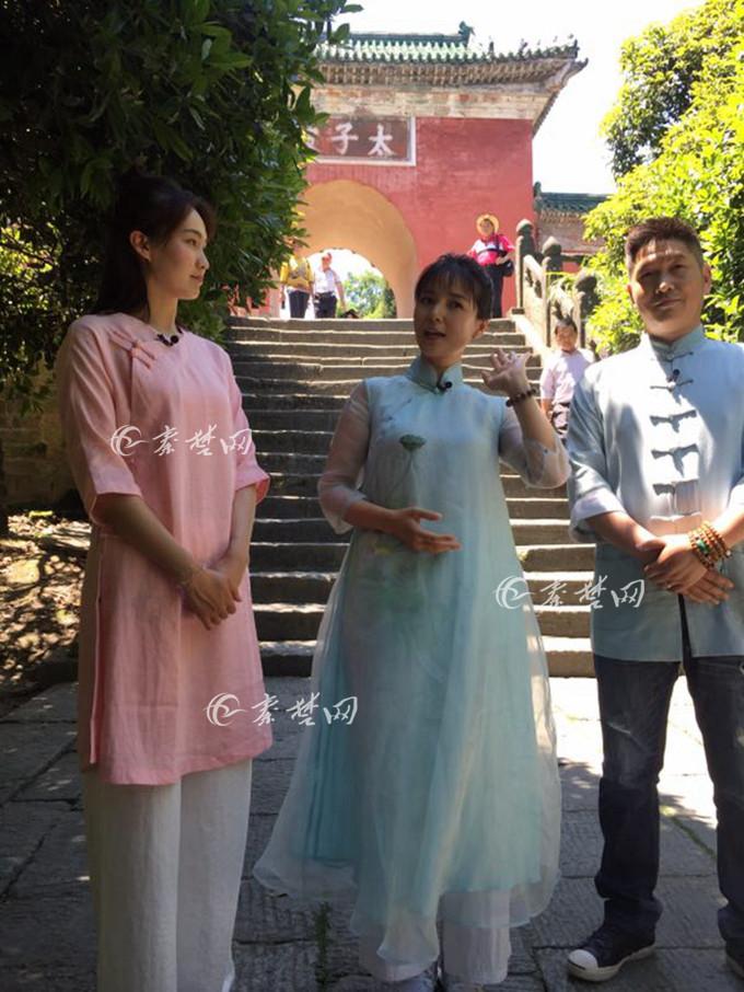 【资讯】武当美景登陆河南卫视,13日晚播出首期节目