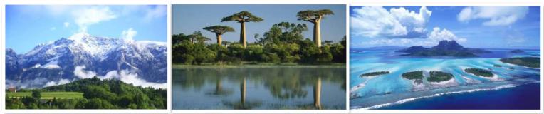 世界即将消失的10大景观