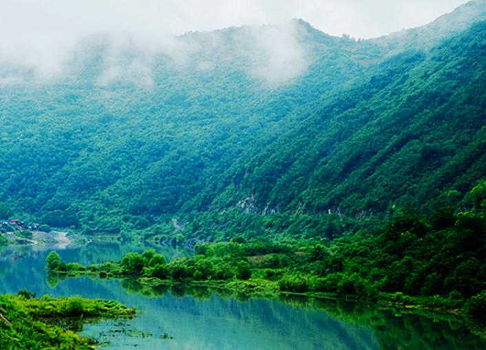 静静的堵河  一首乡愁的牧歌