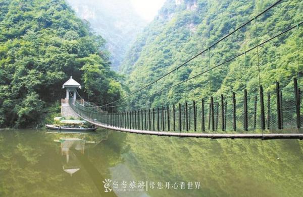 【资讯】好消息!野人谷镇或将成为湖北省旅游名镇