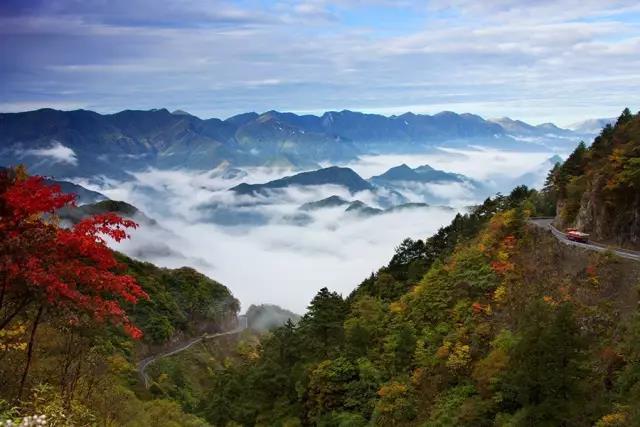 【资讯】用最原始的徒步方式向神农架致敬!