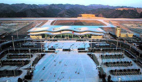 【资讯】太棒啦!武当山机场预计全年将运送旅客80万