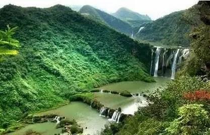 【资讯】湖北八大天然瀑布,看看有几个在十堰