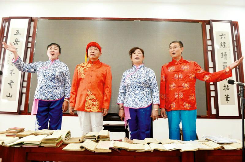 【资讯】传承!房县歌王把诗经民歌唱进武汉音乐学院