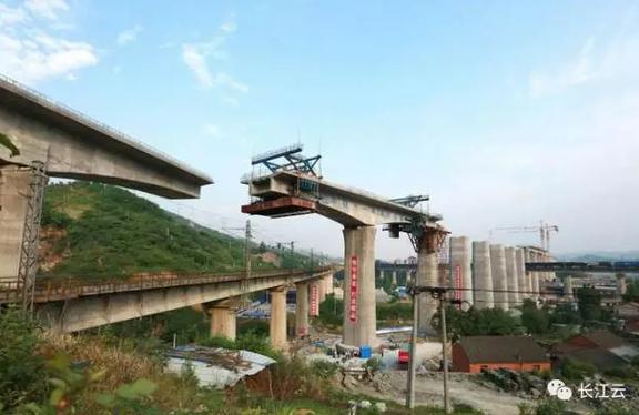 【资讯】湖北在建拟建铁路项目达10个  十堰占2个