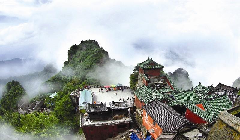 武当传说:关门山