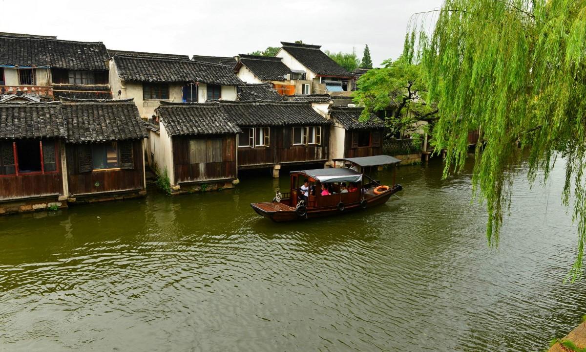 华东五市+迪士尼纯玩双飞六日游