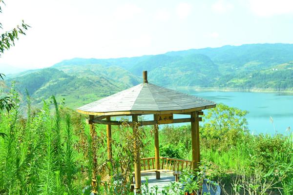 【资讯】 旅游收入超5亿元!竹溪上半年接待游客84万