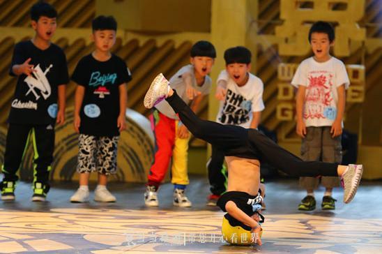 张湾青少年街舞比赛报名开始啦