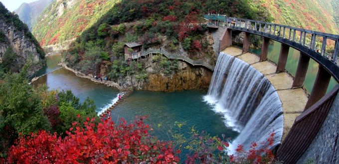 【资讯】点赞!郧西137个生态宜居村巧绘乡村美景
