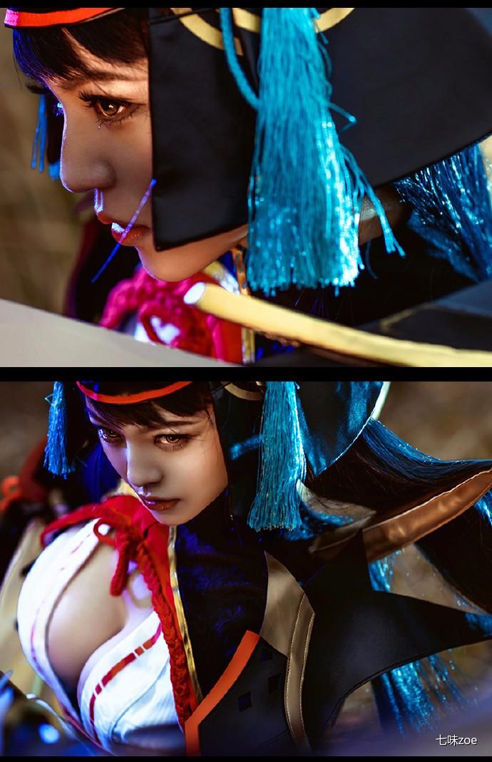 网易《阴阳师》妖刀姬