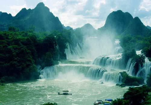 桂林、世外桃源、银子岩、古东瀑布双卧6日游